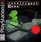 Used, Intelligent Qube (Sony PlayStation 1, 1997) for sale  Shipping to Canada