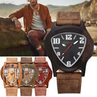 AF45 Wooden Men'S Watches Pointer Round Watch Decoration Watches Quartz Watch