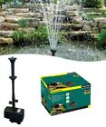 Pond One Pond Master Water Fountain Pumps Vibrant Sparkling Ponds Low Wattage
