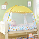 Baby Crib Safety Tent Mosquito Net Bed Canopy for Nursery Room Accs Beige