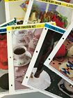 Plastic Canvas Patterns for Tissue, Boutique Toppers, Magnets, Motifs, Coasters