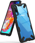 Ringke Samsung Galaxy A70 2019 Case, NEW [Fusion-X] Clear Bumper Drop Protection