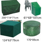 Waterproof Garden Patio Furniture Cover Rattan Dining Table Cube Seat Outdoor Uk