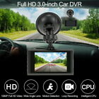 1080P Car DVR Vehicle Camera Video Recorder Dash Cam Night Vision 3.0 inch New