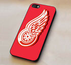 Detroit Red Wings Hockey Logo Hard iPhone XS SE 6 7 8 L26 Samsung S7 S8 S9 Case $10.99 USD on eBay