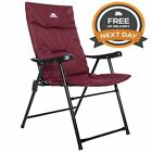 Trespass Paddy Foam Camping Garden Chair Summer Seat Free Next Day Delivery