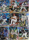2018 TOPPS CHROME REFRACTOR SINGLES***YOU PICK***