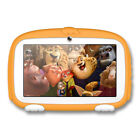 """7"""" Kids Tablet PC Android Dual Camera WiFi 8GB Bundle Kids Proof Case 4 Colors"""