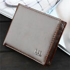 Top Quality Men's Bifold Leather Wallet Credit Card Holder Billfold Purse Clutch