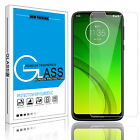 For Motorola Moto G7 Optimo Maxx Real Premium HD Tempered Glass Screen Protector