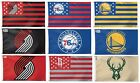 NBA Team 3' x 5' Deluxe Basketball Flag on eBay
