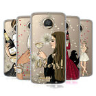 HEAD CASE DESIGNS WINE CELEBRATION GEL CASE FOR MOTOROLA PHONES