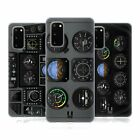 HEAD CASE DESIGNS AIRCRAFT COCKPIT DASHBOARD GEL CASE FOR SAMSUNG PHONES 1