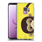 HEAD CASE DESIGNS PEEKING ANIMALS GEL CASE FOR SAMSUNG PHONES 1