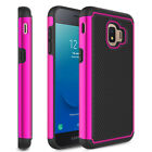 For Samsung Galaxy J2 Shine (AT&T) Case Shockproof Slim Rugged Armor Phone Cover