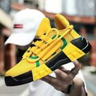 Mens Outdoor Casual Fashoin Sneakers Sports Walking Shoes Breathable Lightweight