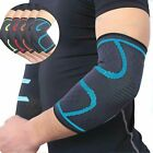 Elbow Brace Compression Support Sleeve Arthritis Tendonitis Reduce Joint Pain $6.95 USD on eBay