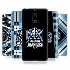 OFFICIAL GLASGOW WARRIORS 2019/20 LOGO SOFT GEL CASE FOR NOKIA PHONES 1