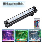 Aquarium RGB 5050 SMD LED Light Bar LED Remote Controller For Fish Tank Light