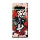 BETTY BOOP Samsung Galaxy S4 S5 S6 S7 Edge S8 S9 S10 Plus S10e 3D Phone Case 3 $16.9 USD on eBay