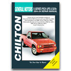 Chilton Repair Manual for 1994-2004 Chevrolet S10 - Shop Service Garage Book wp