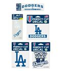 Los Angeles Dodgers Perfect Cut (Cut to Shape of Logo) Decals on Ebay
