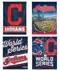 Cleveland Indians Vertical Flag on Ebay