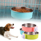 9453 Plastic Bowl Pet Feeding Bowl Detachable Puppy Pet Accessories Dog Feeder