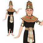 Cleopatra Queen of the Nile Costume Girls Egyptian Goddess Book Week Day Fancy D