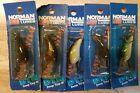 Norman Deep Tiny N DTN NIP U Pick Color Whiskey Craw Tennessee Shad Black/White