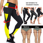 Women's Sauna Weight Loss Slimming Pants Leggings Fitness Workout Body Shaper 41