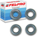 Fel-Pro Fuel Injector O-Ring Kit for 1993 Jeep Grand Wagoneer FelPro - lt