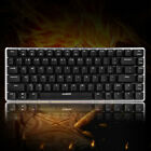 Linear Action Mechanical Keyboard Gaming E-sport 82 Keys USB Wired Notebook U6P4