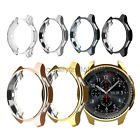 2Pcs Plated TPU Protective Watch Case Cover For Samsung Gear S3 Frontier Classic image