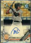MARCO LUCIANO SAN FRANCISCO GIANTS (Pick your card) on Ebay