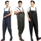 Plus Size Men Women Chest Wader Waterproof Pants Fishing Wader Workwear Zsell for sale  Shipping to Canada