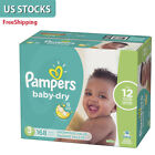 Kyпить Pampers Baby Dry Disposable Diapers - SELECT Size 1 2 3 4 5 6 New FreeSHIP на еВаy.соm