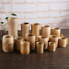 1 Pieces Handmade Beer Present Water Cups Bamboo Tea Cup Natural Bamboo Durable