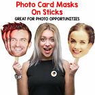 Borat Celebrity Card Face Mask Fancy Dress Party Wholesale