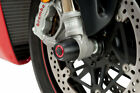 PUIG EUROPE FRONT AXLE SLIDER SPINDLE BOBBINS FOR DUCATI SCRAMBLER MOTORCYCLES