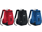 NIKE Club Team Swoosh Ball Backpack  Red  Royal  Black  BA5190  NWT
