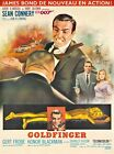 Vintage Movie Poster - James Bond - Gold Finger (A4 and A3) £8.8 GBP on eBay