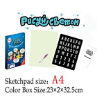 Toy Drawing Board Magic Draw With Light Fun Developing and Educational Toy