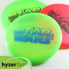 Discraft STAR WARS LOGO Z BUZZZ *pick weight/color* Hyzer Farm disc golf mid $17.95 USD on eBay