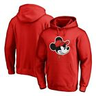 Ottawa Senators Fanatics Branded Disney Game Face Pullover Hoodie - Red $64.99 USD on eBay