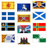 More images of SCOTTISH FLAGS 3 x 2 St Andrews Cross Lion Rampant Bonnie Scotland Orkney etc