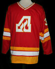 ATLANTA FLAMES RETRO HOCKEY JERSEY YVES BELANGER SEWN NEW ANY NAME