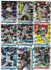 2019 Topps Chrome Sapphire Complete Your Set You Pick Singles #501-600 Scanned on Ebay
