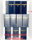 Playboy Storage Library Case (New Items Added) Dark Blue/Gold Lettering (Select) image