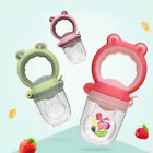 Внешний вид - Baby Teether Silicone Pacifier Fresh Fruit Food Feeder Nibbler Soother Nipple